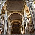 Poitiers : Histoire de l'église Saint-Hilaire-le-Grand reconstruite avec des subsides accordés par <b>Clovis</b>.