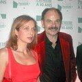 Darroussin et Valerie Stroh 30 ans de premiere