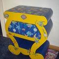 Mon 1er meuble en carton