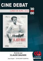 Affiche LA_JUSTE_ROUTE