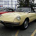 <b>Alfa</b> <b>Romeo</b> <b>Spider</b> série 1 1966-1969