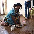 Atelier cuisine chez l'habitant : samboussa 20 nov 2011