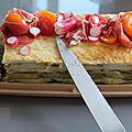 Croque-cake a l'italienne