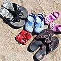 famille ... à la plage