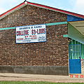 Collège Saint Louis de Kananga réhabilité