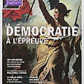<b>France</b> Culture Papier : La démocratie à l'épreuve