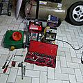 Révision Audi A3 sport back 140 cv 2006