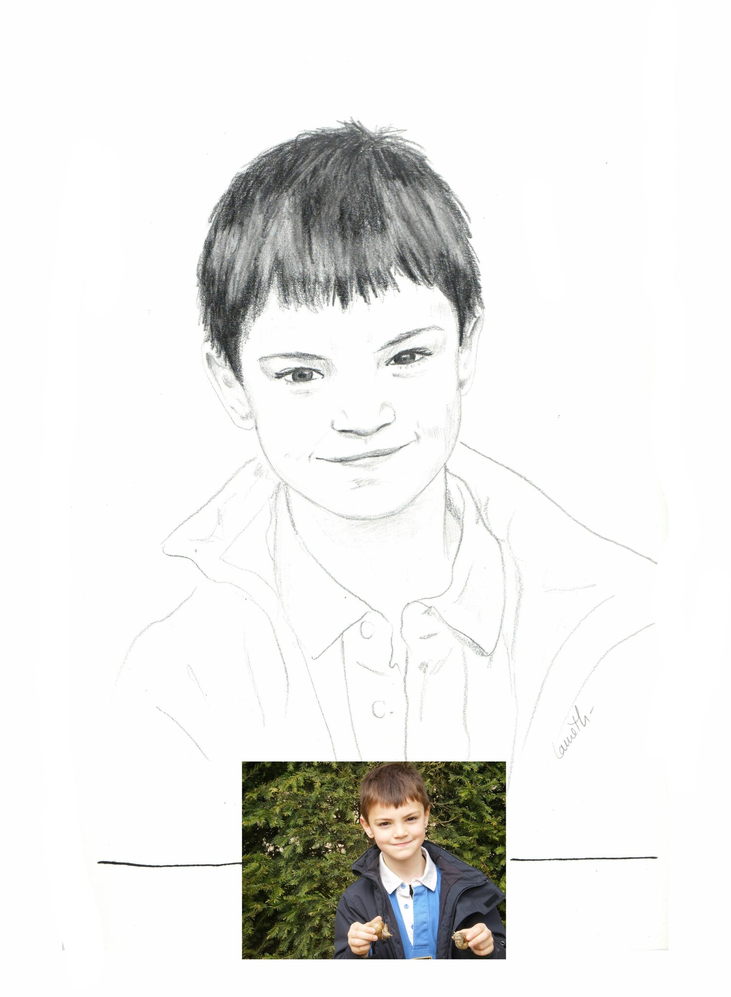 enzo portrait