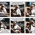 Joséphine, et la représentation du comptable dans la bande-dessinée
