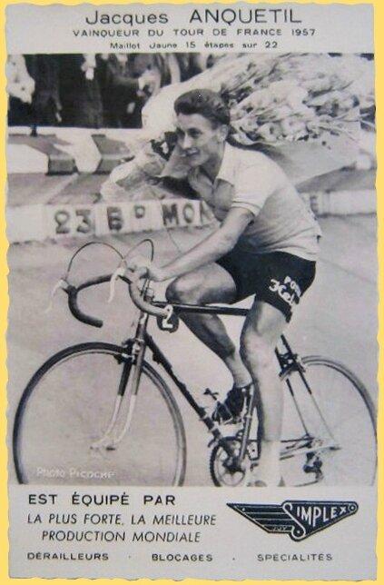 Tour de France 1957, Belfort ville de passage