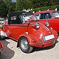 FMR Tg 500 convertible 1958 Schwetzingen (1)