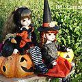 Halloween doll's