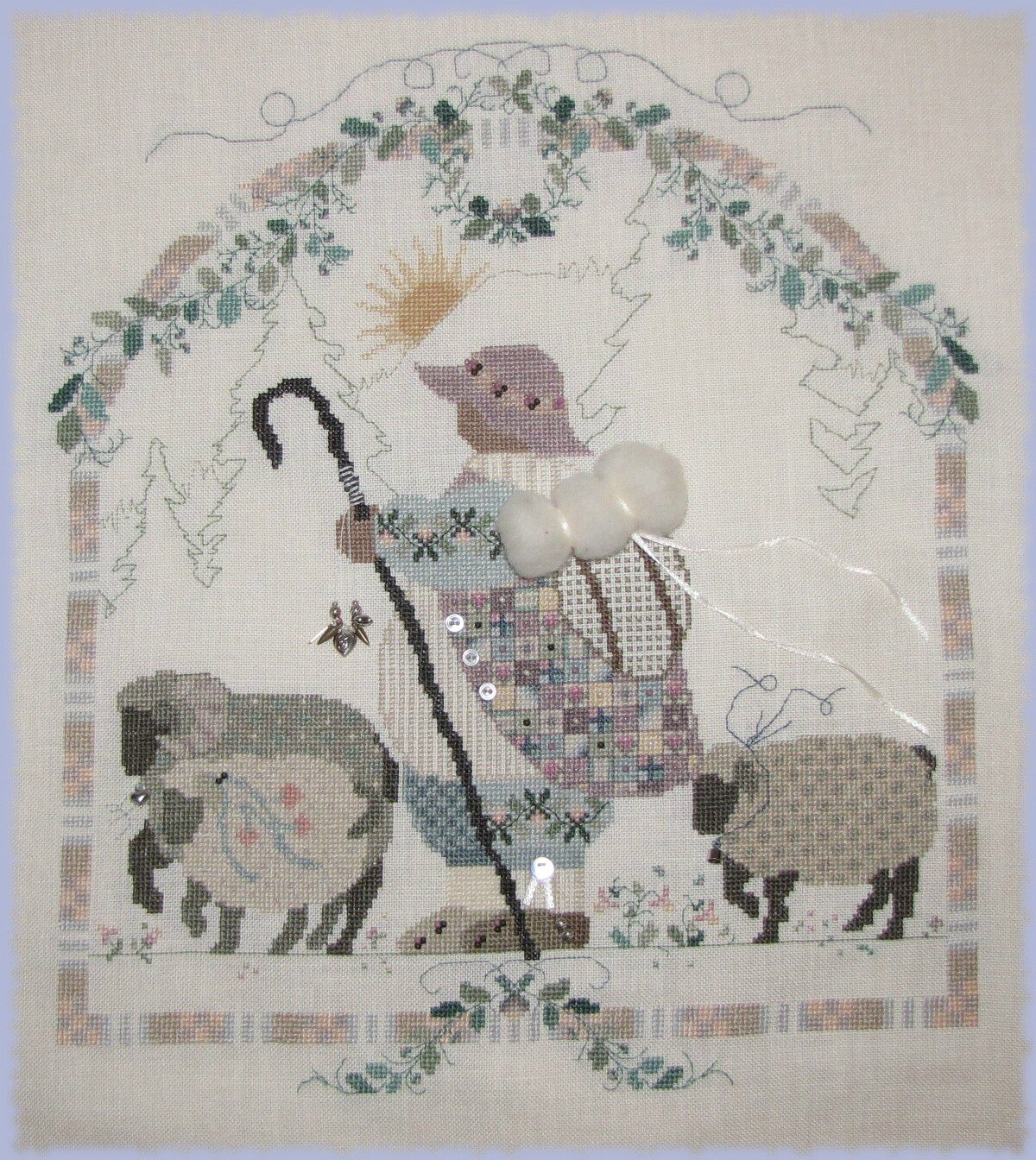 the wool gatherer