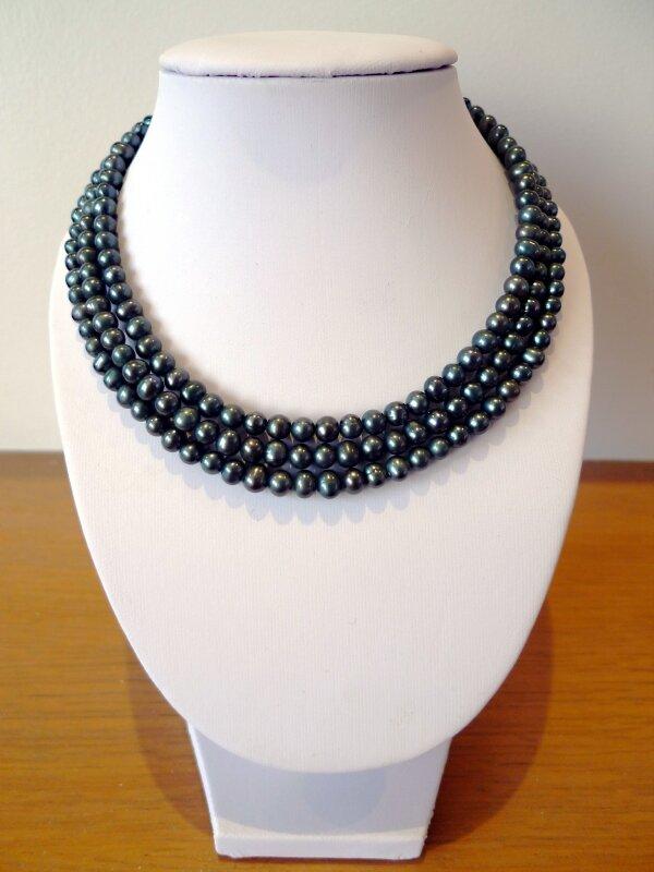 Collier CAME & Perles de culture 139€