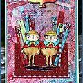 A card for Stampotique challenge SDC118