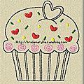 Des cupcakes qui ne font pas grossir !