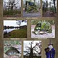 La forêt de <b>Brocéliande</b>