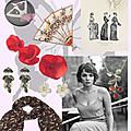 Instantanés fashion # 01 : floral