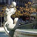 ♥ Fontaine des Jacobins à Lyon (2 et fin) ♥