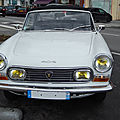 Peugeot 404 cabriolet injection (1967-1968)