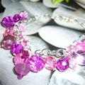 Bracelet so pink