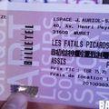 Concert des <b>Fatals</b> <b>Picards</b> à Muret - 09/04/10