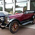 Willys knight a70 limo 1927