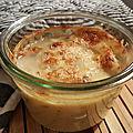 Des lasagnes végétales sans gluten avec du céleri rave