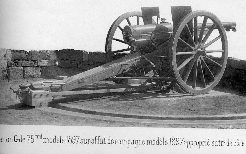 Canon de 75 mm