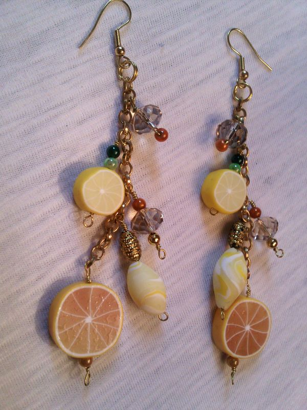 boucles agrumes