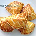 Mini <b>Chaussons</b> aux <b>Pommes</b>