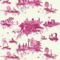 London toile Pink