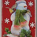 bonhomme de neige(Mamounette)