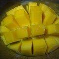 Pour preparer une mangue facilement...