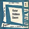 Victor Feldman - 1955 - Encore (Esquire)