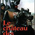 Le Château des poisons - <b>Serge</b> <b>Brussolo</b>