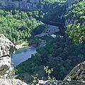 Bois de païolive – boucle corniche de chassezac - ermitage saint-eugène – les vans 07140