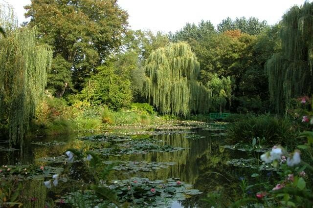 Giverny - parc