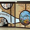 Bruxelles et ses murs peints