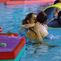 Bébés nageurs Noël 2008