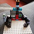 Mes créations Legos