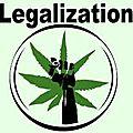 Les pays ou le cannabis va être légalisé