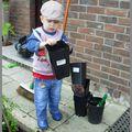 Arthur jardinier - rangement