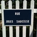 Une rue culinaire