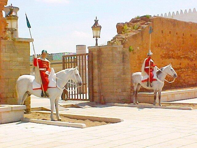 Mausolee mohammed 5 Rabat