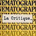 Écrivaine, critique cinématographique et autres dérivées
