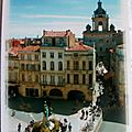 La Rochelle - place des petits bancs - statue Eugène Fromentin