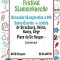 <b>Quartier</b> Drouot - Un festival non identifié…