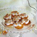 Tartelettes au citron meringuees