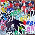 CHALLENGE <b>ART</b> <b>JOURNAL</b> ET GRIBOUILLAGES N 51